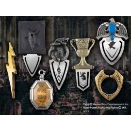 Harry Potter Lesezeichen 7er Set The Horcrux Collection